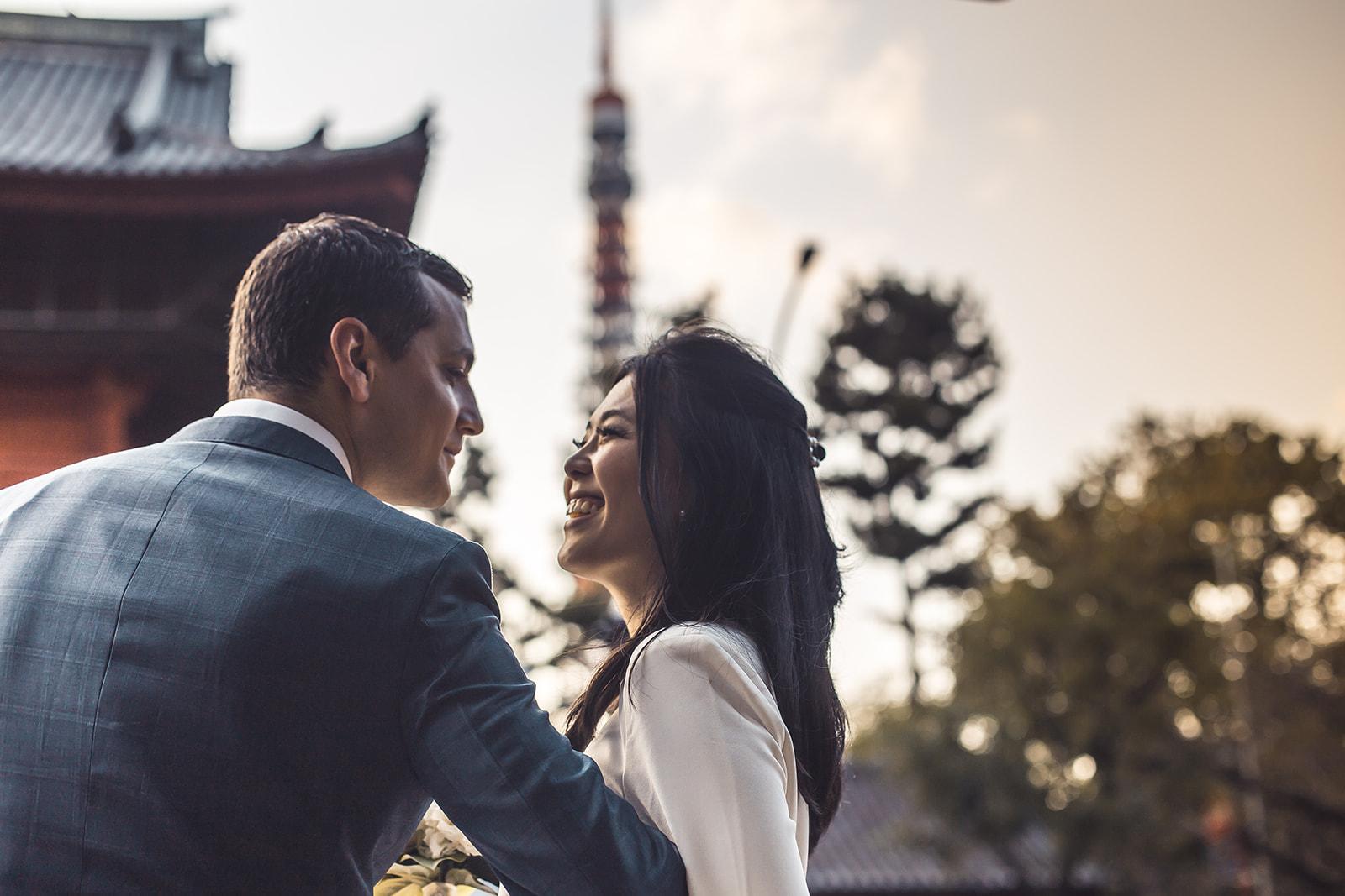 Prewedding pre wedding engagement in Tokyo Japan hire photographer (1).jpg