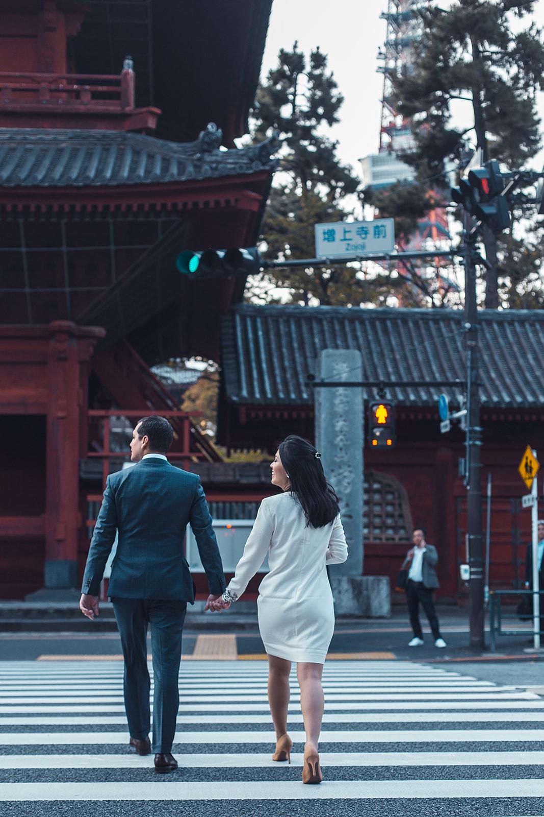 Prewedding pre wedding engagement in Tokyo Japan hire photographer (2).jpg