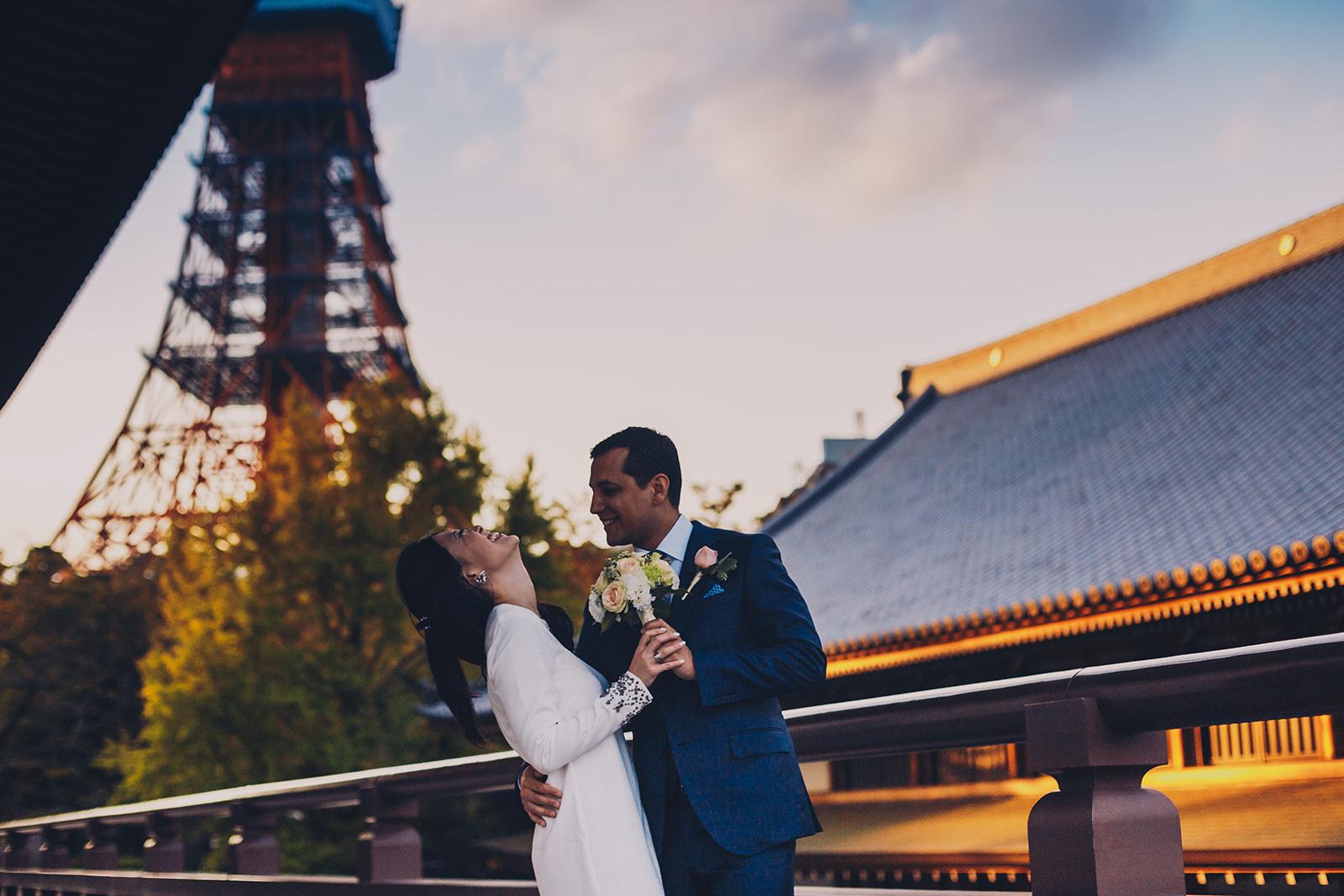 Prewedding pre wedding engagement in Tokyo Japan hire photographer (9).jpg