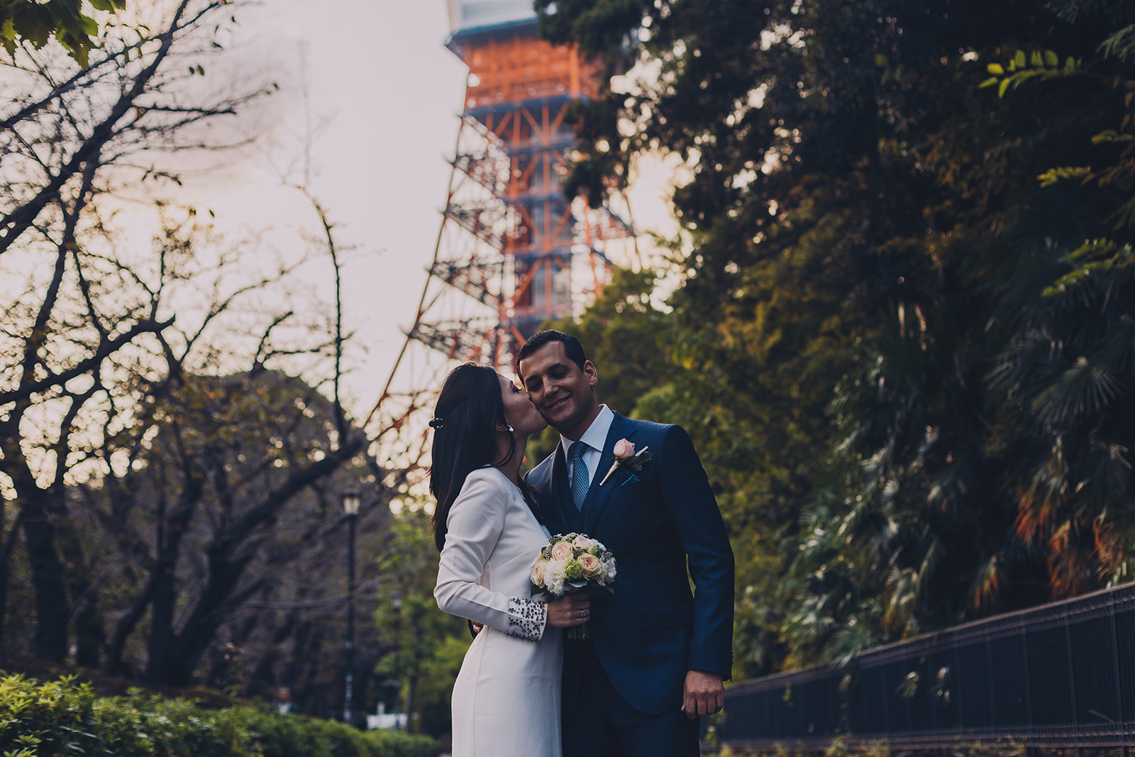 Prewedding pre wedding engagement in Tokyo Japan hire photographer (10).jpg