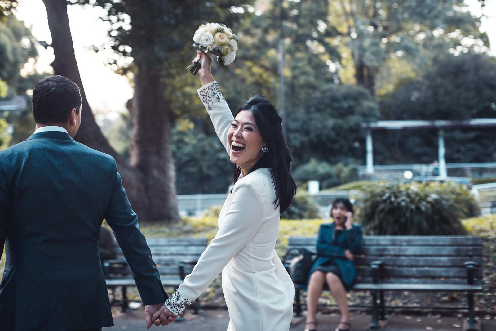 Prewedding pre wedding engagement in Tokyo Japan hire photographer.jpg