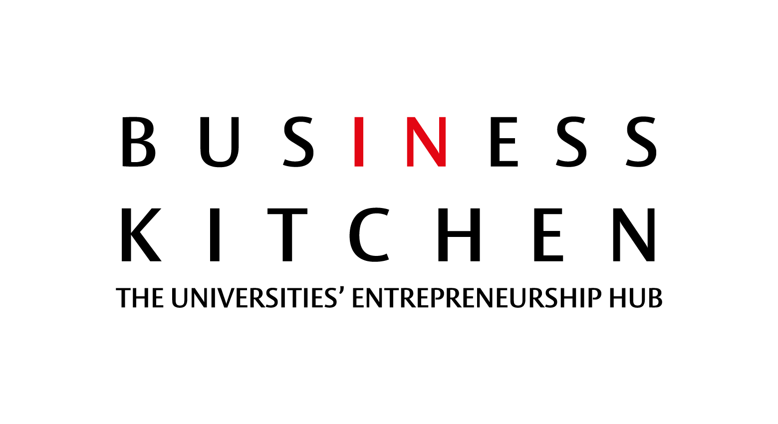 Business Kitchen logo & slogan, 300dpi