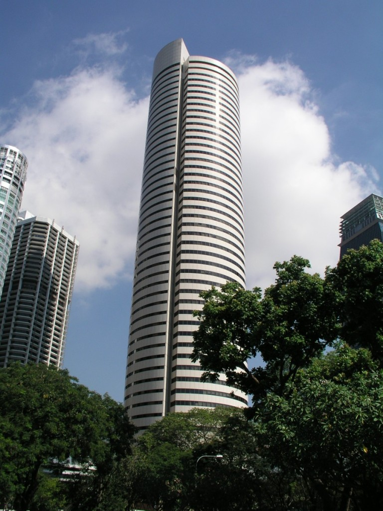 Axa Tower