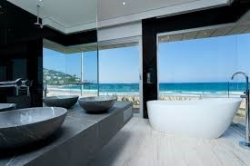 Beach in Toilet