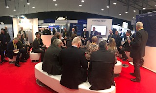 BAPCO show 2018 - delivering the latest updates on the ESN transition.