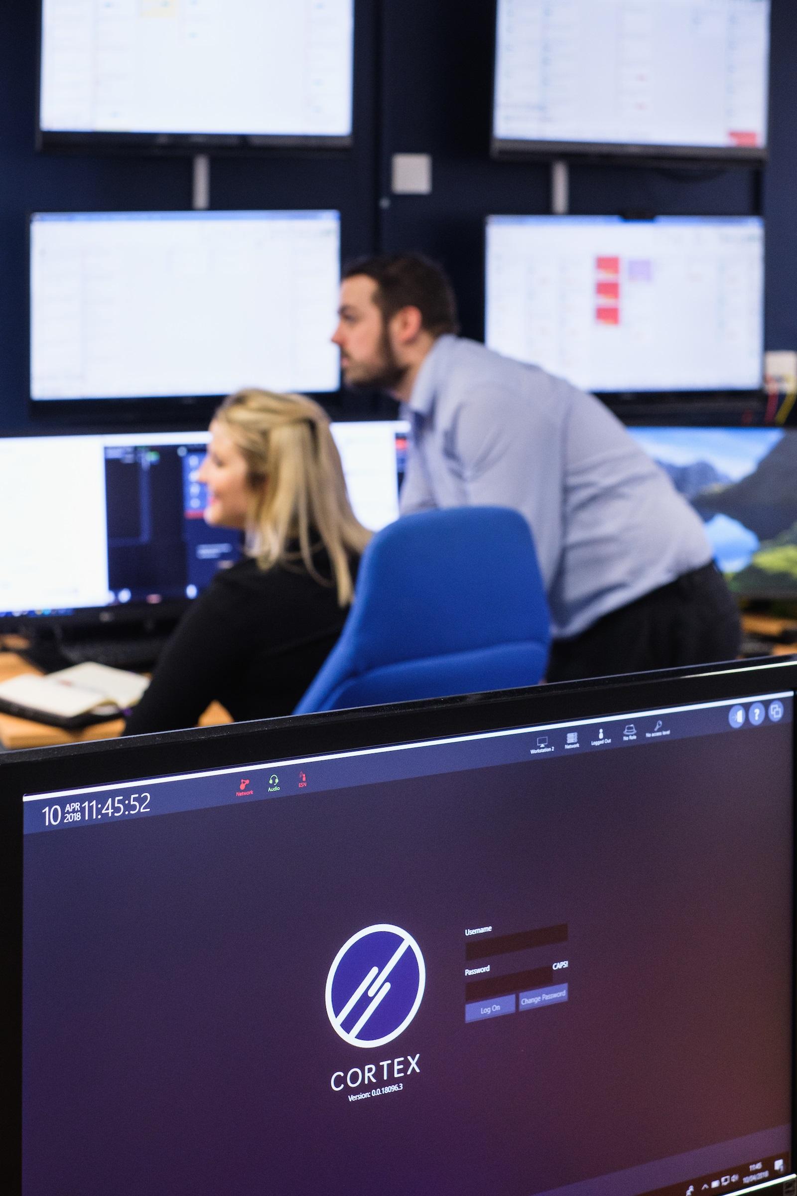 Cortex is APD's Integrated Communication Control System (ICSS) which is used by front line responders in more than 70 control rooms around the world.