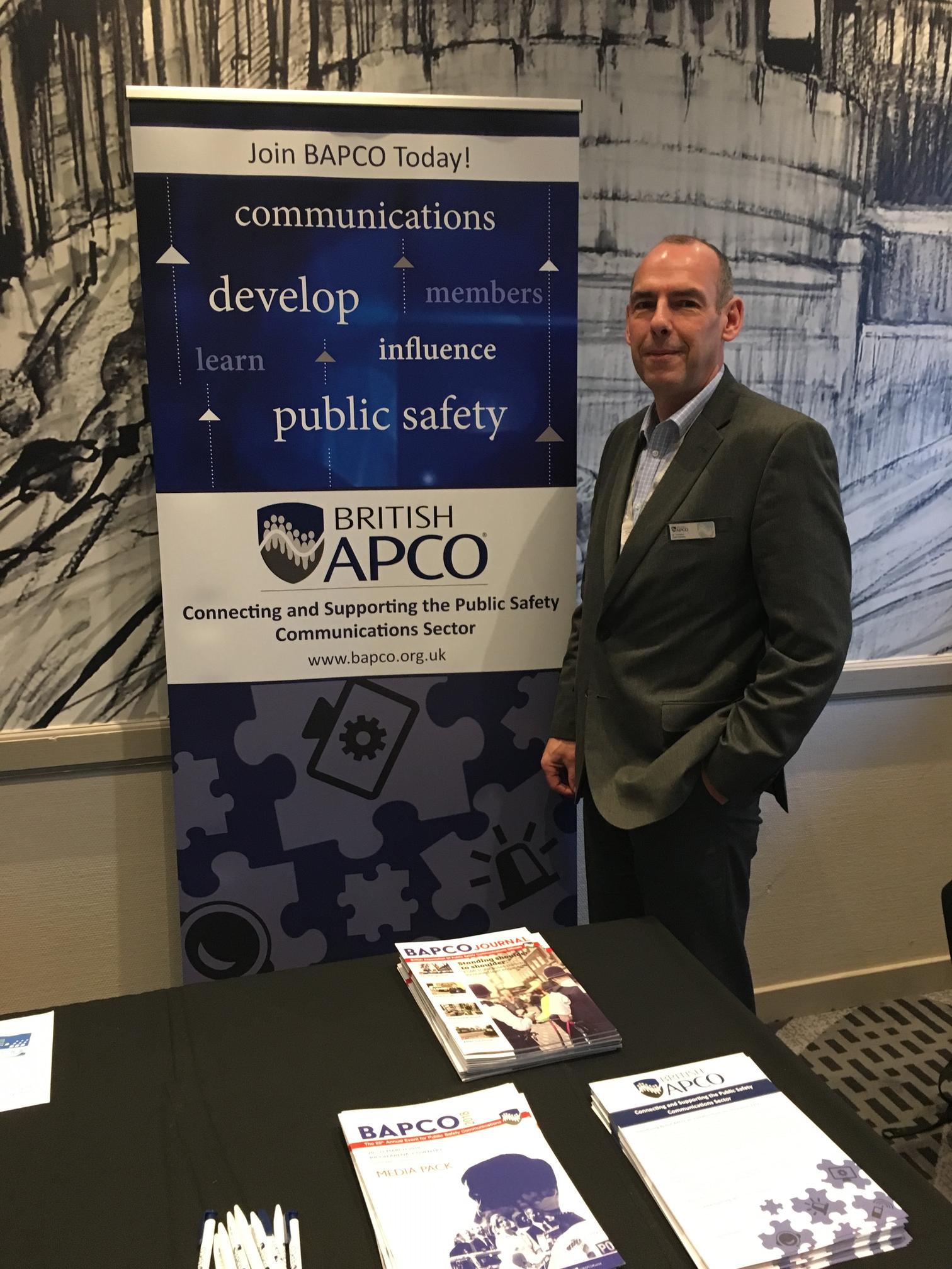 Ian Thompson: CEO of British APCO