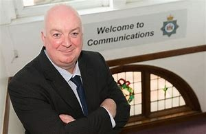 Tom Donohoe, Senior contact Manager for West Yorkshire Police, UK.