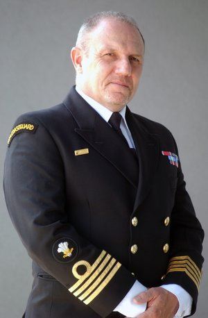 National Maritime Operations Commander Mark Rodaway obe is based at the national maritime operations centre in fareham