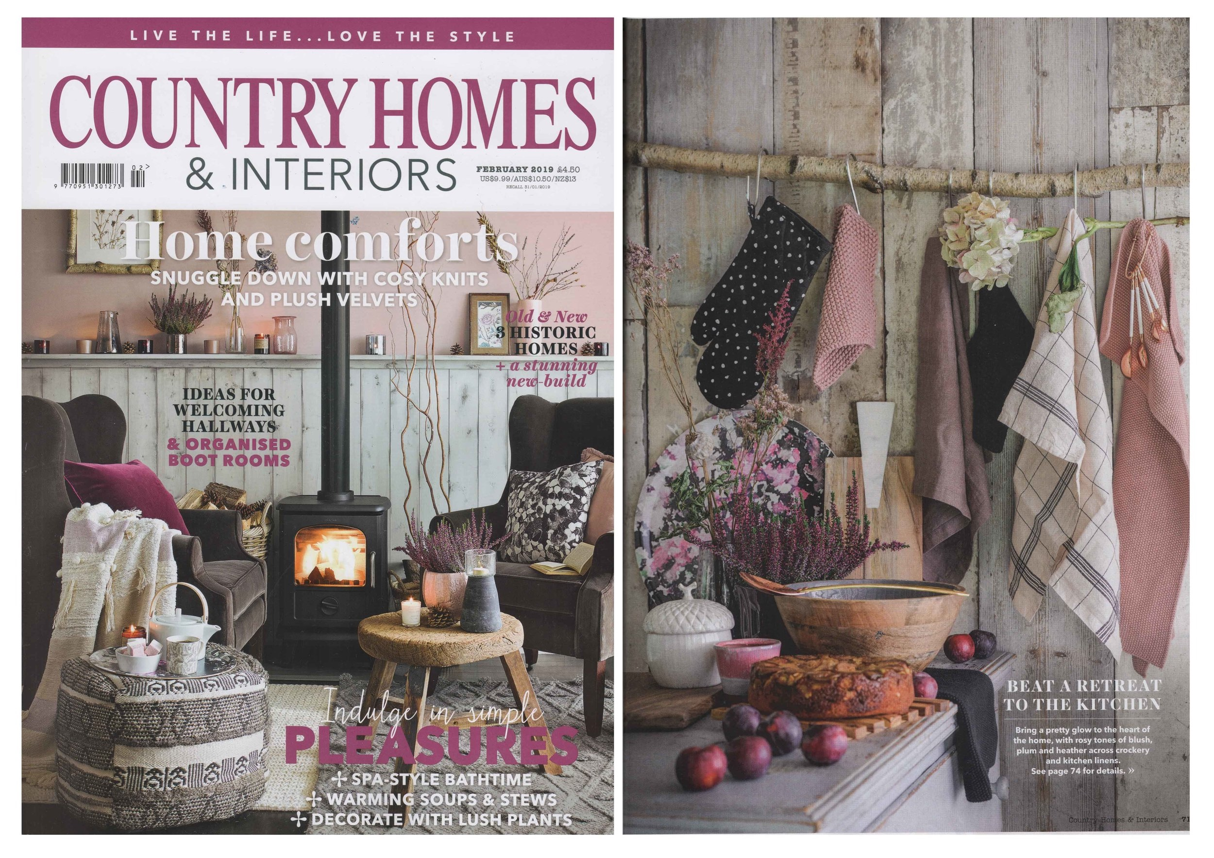 Country Homes February 2019