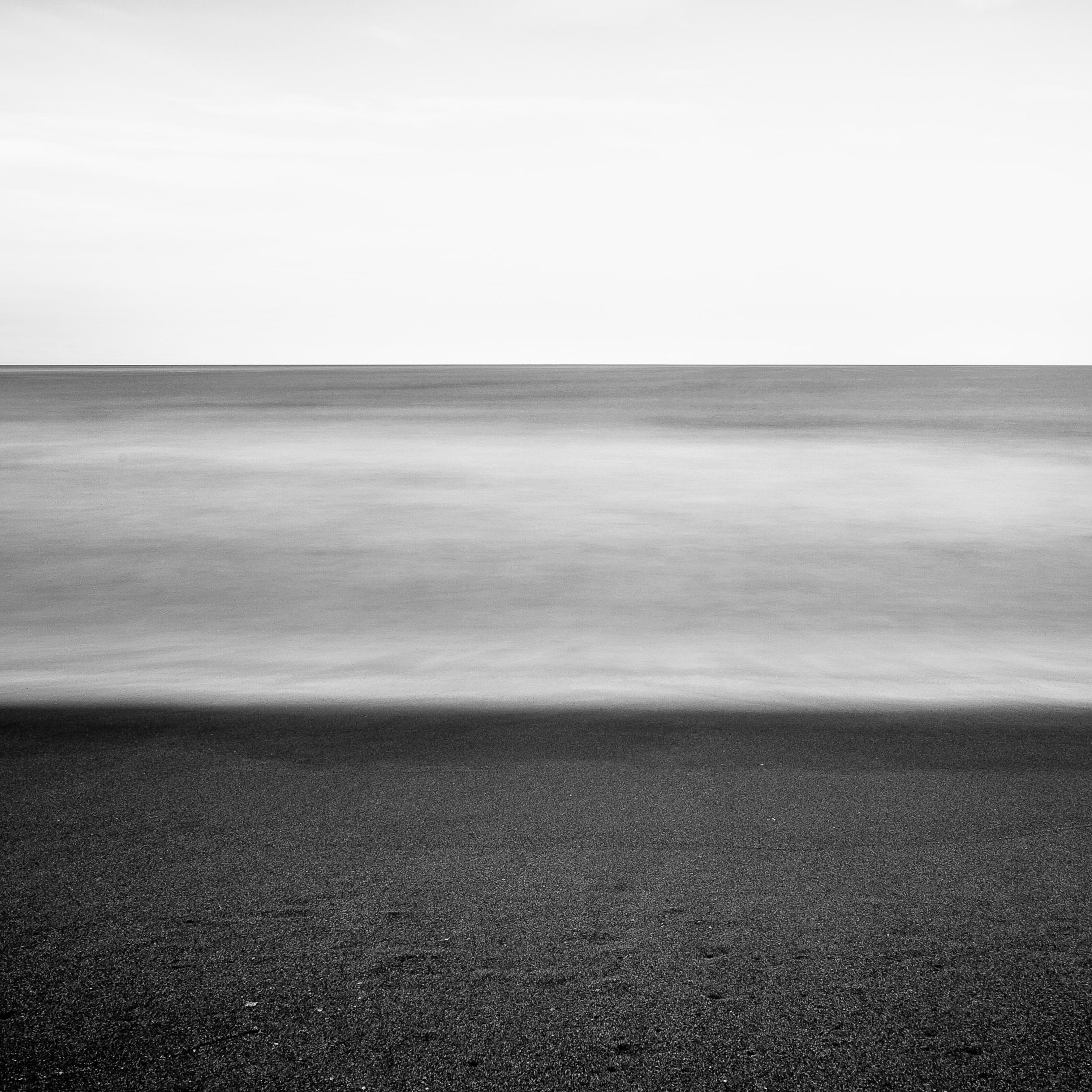 Sand, Sea, sky.