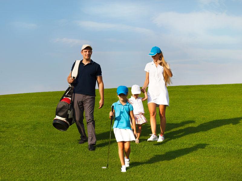 Junior Golf at Mannings Heath Golf Club