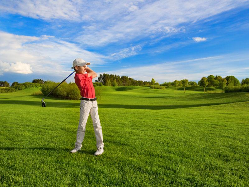 Junior Golf Membership at Mannings Heath
