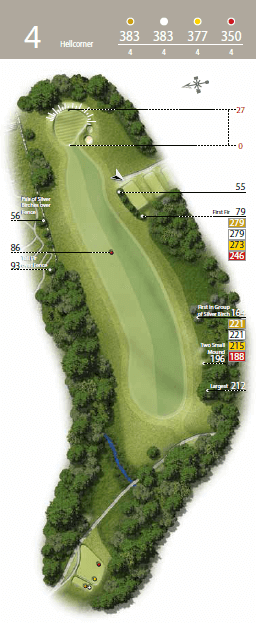Hell Corner - Hole 4 - The Waterfall Golf Course.png