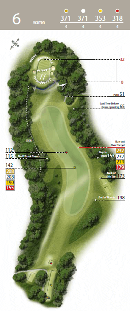 Warren - Hole 6 - The Waterfall Golf Course.png