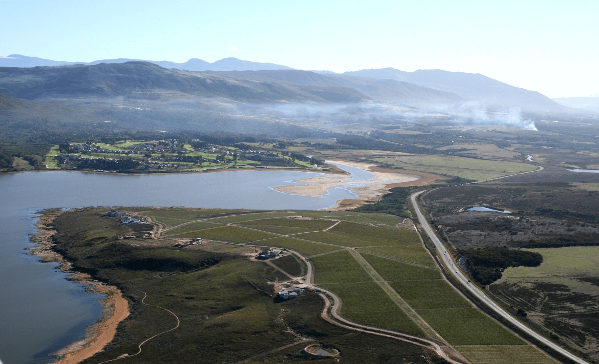 Benguela Cove Lagoon Wine Estate, Hermanus, South Africa