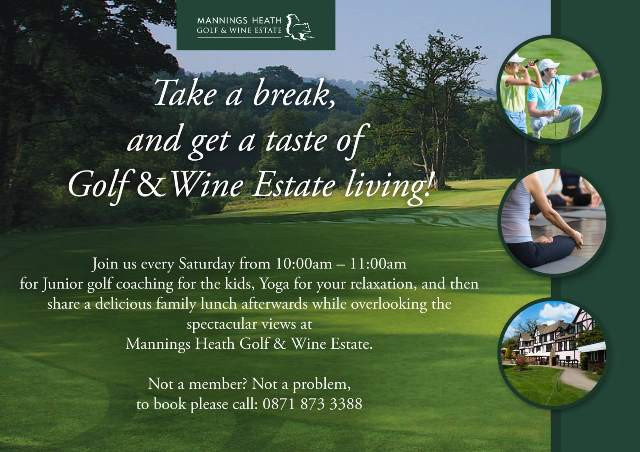 Get A Taste Of Golf & Wine Estate Living