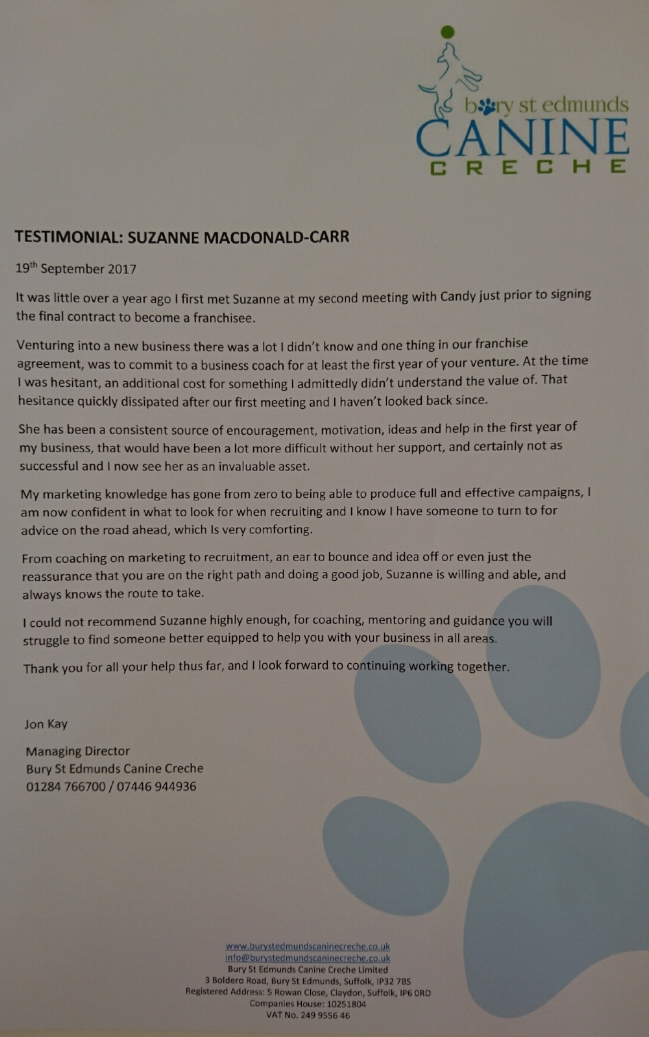 Bury Canine Creche testimonial.JPG