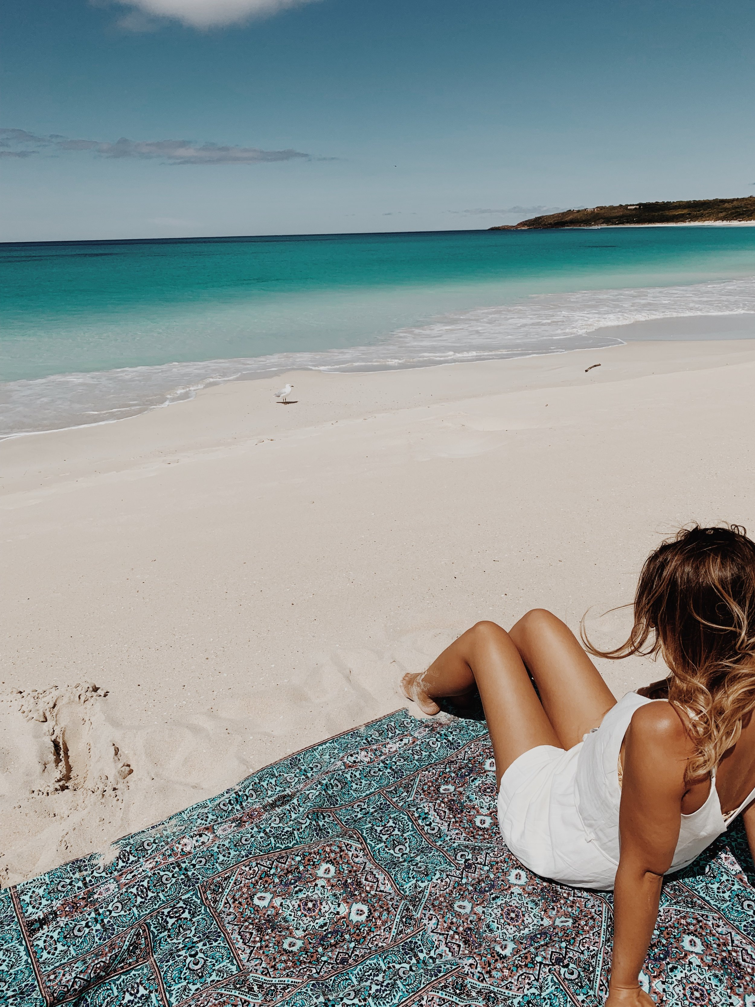 bunker-bay-beach-picnic