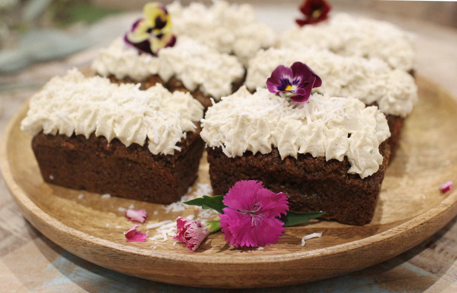 carrot-cake-vegan-catering-dunsborough