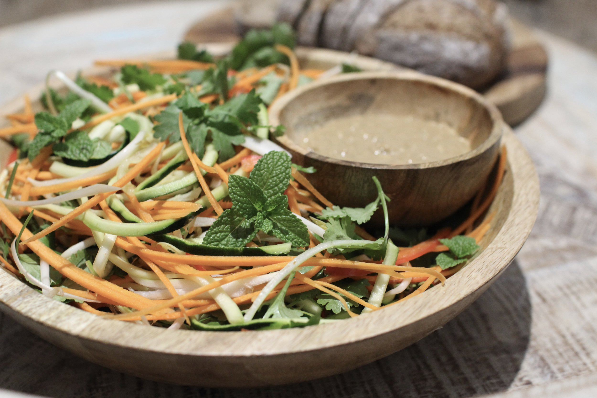 raw-pad-thai-salad-dunsborough-catering