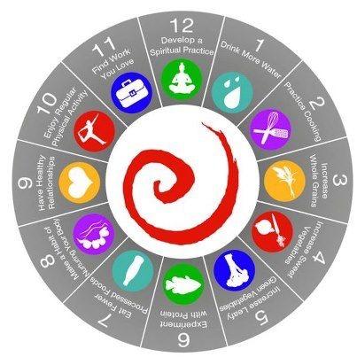 Integrative Nutrition Circle Of Life