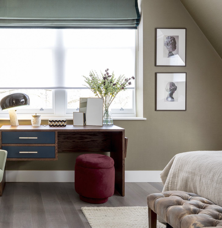 Penthouse | Barbican   Photographs      Interior Design: Louisa Penn