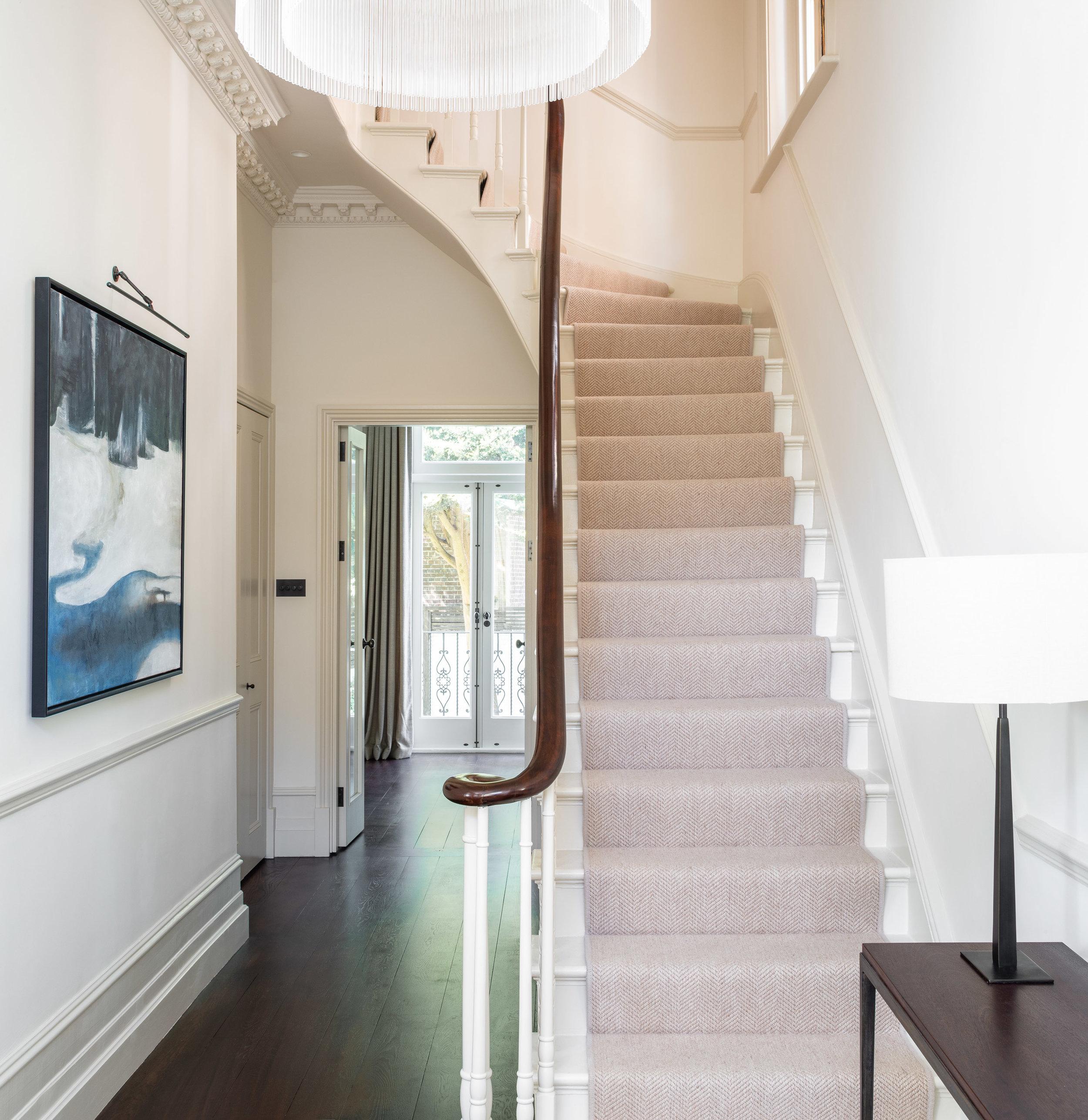 Private Residence | Hampstead   Oil on Canvas      Interior Design: Article Design Studio
