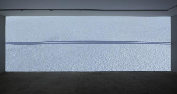 A K Dolven, vertical on my own, 2011 - installation Bo Bjergaard, Copenhagen 1.jpg