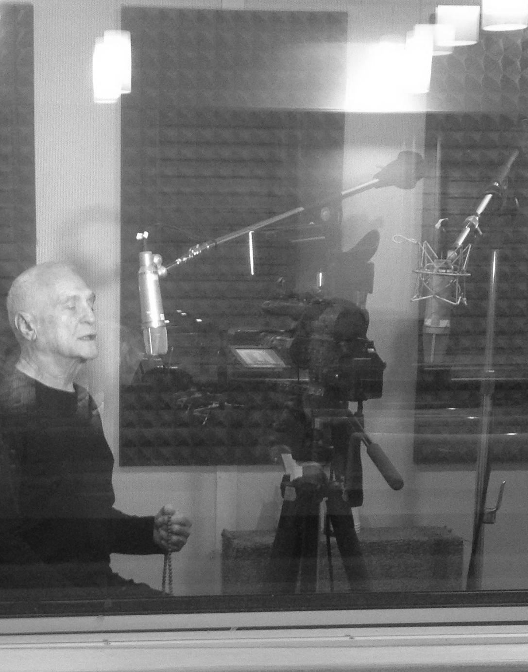 black and white John in studio N Y.jpg