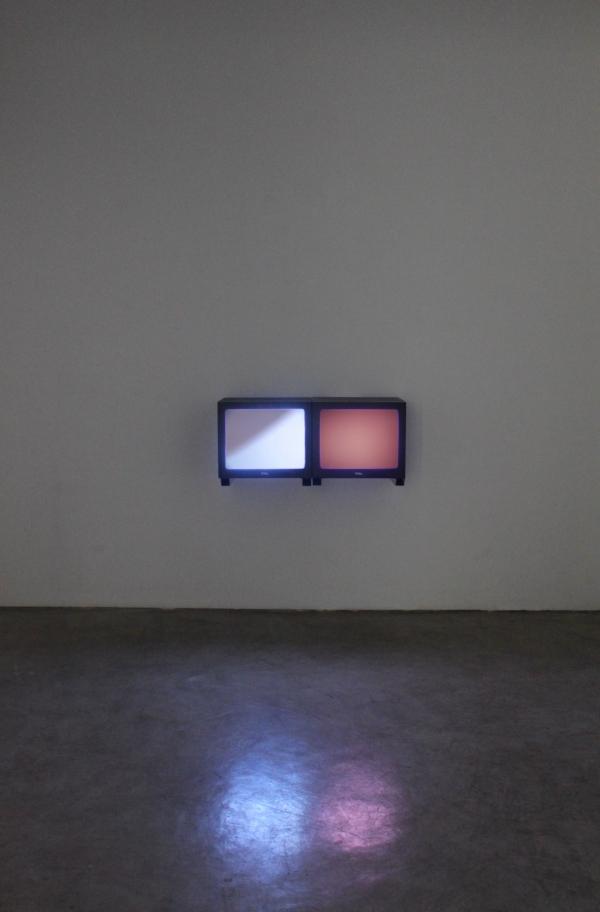 A K Dolven, selfportrait..., 2010 - installation Platform China 2010 - MAIN INSTALLATION SHOT.jpg
