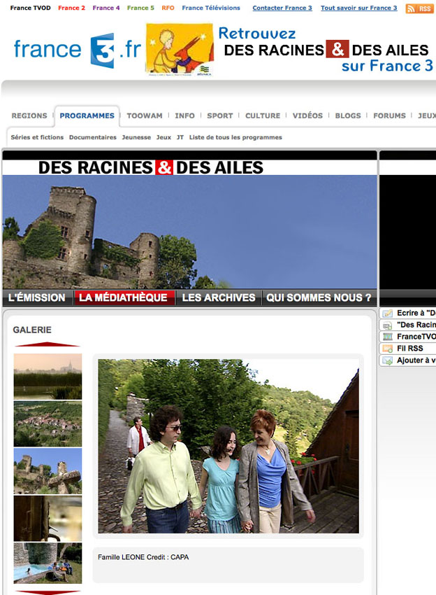 News_2009_desrancines_france3_apr14.jpg