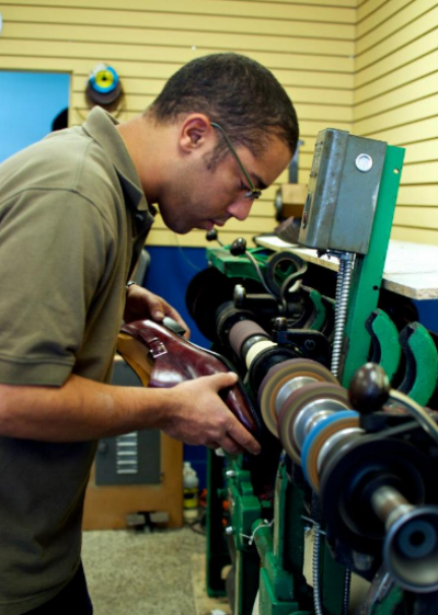 Rodney Sothmann currently owns a shoe repair store in Kingston, Ontario.