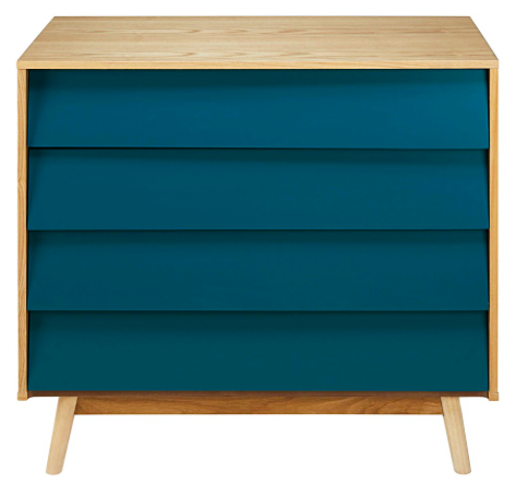 born and bred studio fjord chest of drawers