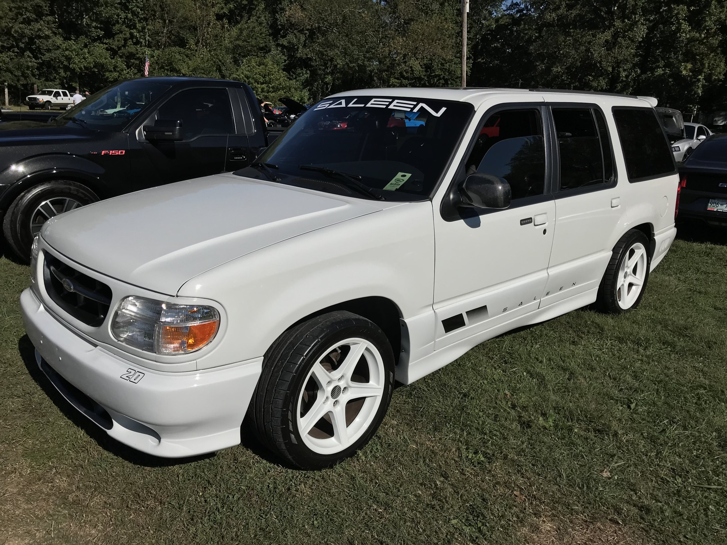 "This Saleen Explorer XP8 was so cool, and is on our short list of ""must have"" vehicles."