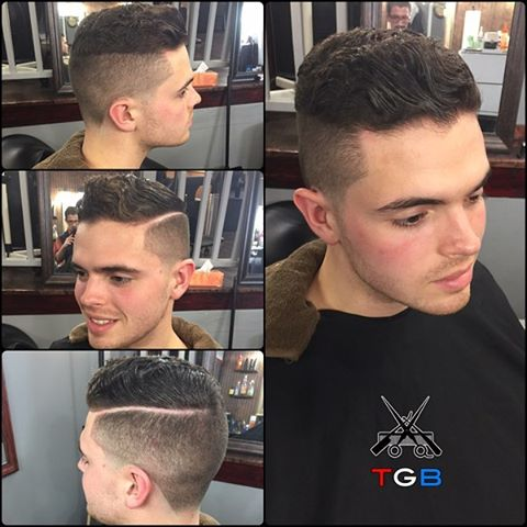 #haircut #hairstyle #hardpart #barber #barbering #barbershop #fade #taper #disconnect #rochester #roc #barberlife #barberlove #officiallayrite #thegentlemensbarber #thegentlemensbarbershop