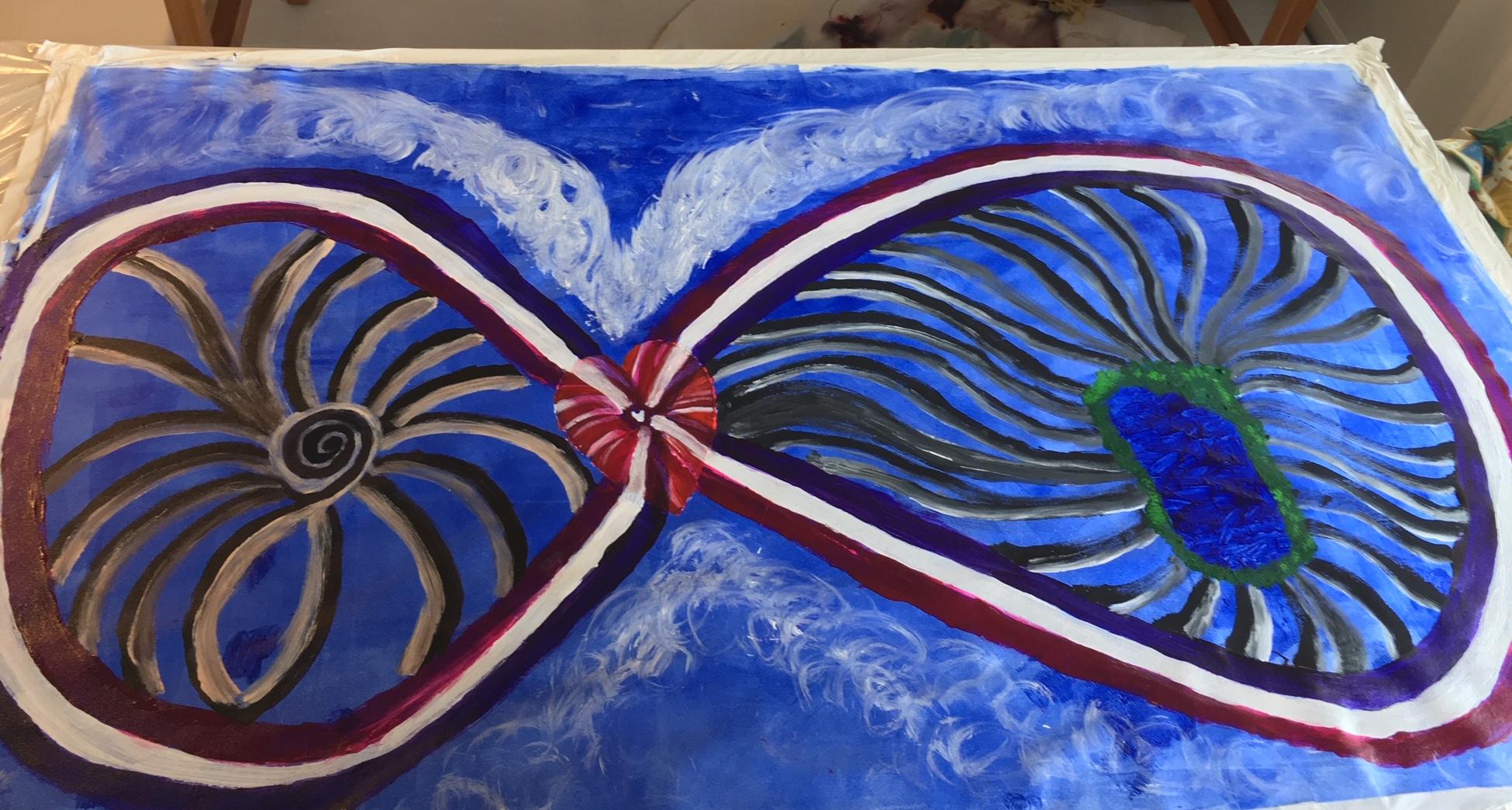IMG_1042.jpg Gunillas målning.jpg
