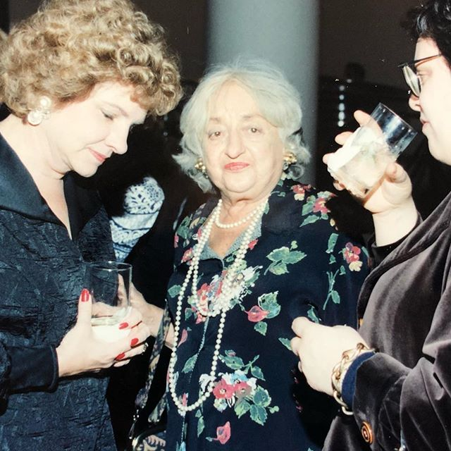 I threw a party back in '94 and invited feminist icon Betty Friedan. She accepted. I also asked journalist Margaret Carlson to emcee the event. She accepted, too. Margaret had just been hired as the first female columnist in Time magazine's history. It was easy for me to shoot for the stars and invite the biggest names in DC because my professional organization, Women in Cable, was honoring C-SPAN on their 15th anniversary. So hard to admit that was 25 years ago because in my brain it feels like yesterday. But here we are, celebrating the 40th anniversary of C-SPAN today, an incredible public service created by the cable television companies. Unbiased. Impartial. Balanced. No commentary or commercials. A network needed more today than ever before. Watch our government in action, without editing or spin, and make up your own mind. What a novelty. Such an awe-inspiring yet simple premise that feels a bit old school. But what's old is new again and thank heavens for that. I'm so grateful this network exists. And its leaders? Second to none. Here's to many, MANY more years of watching and learning. #awalkdownmemorylane #cspan40 @cspan @richfahle