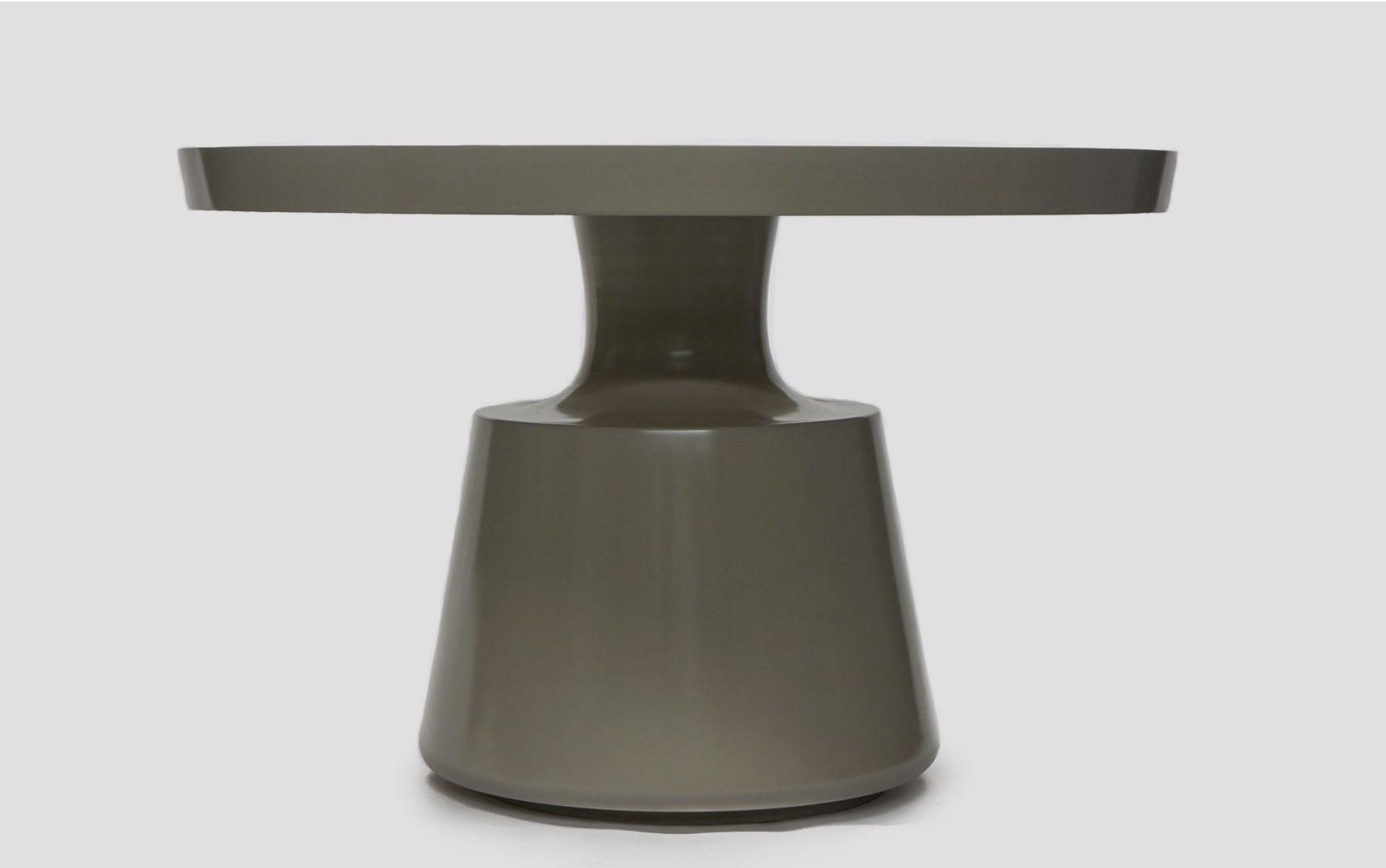 Aguirre Design - Onda- Dining Table - Bamboo and blackened steel