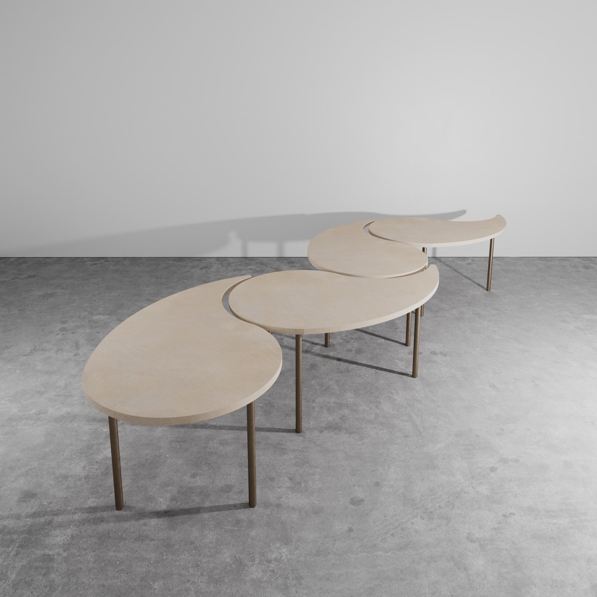 Capra Coffee Table - Aguirre Design