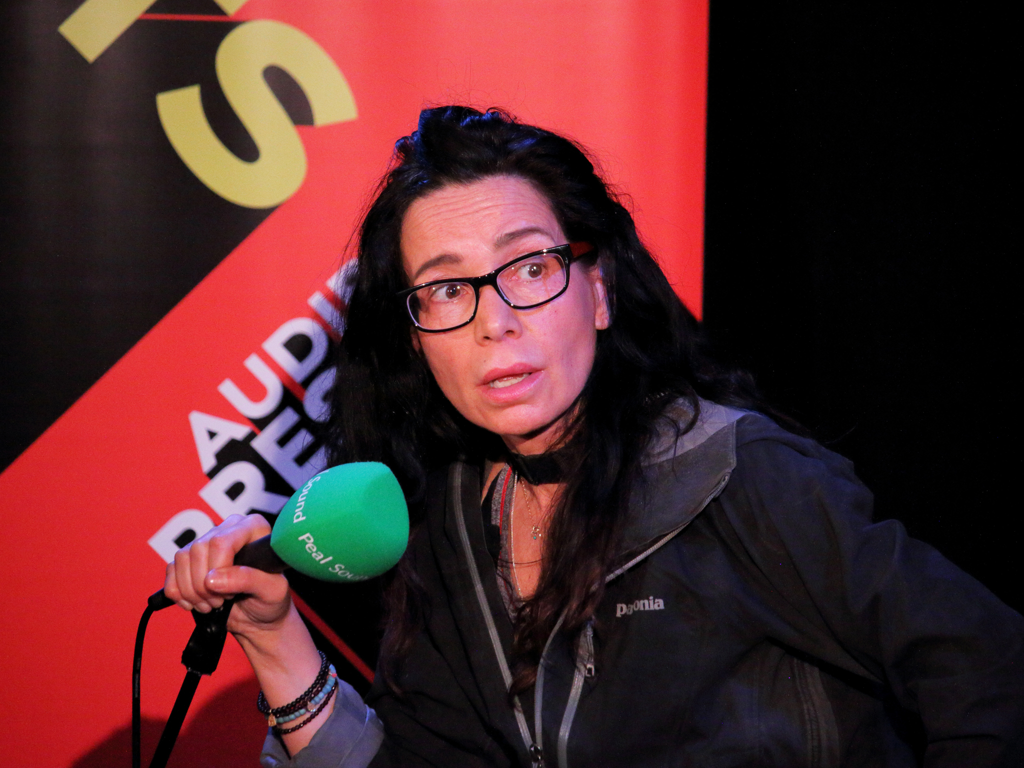 Janeane Garofalo, Audible Presents. Photo: Sarah Breese