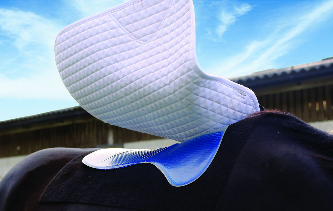 The VIP Gel Saddle Pad