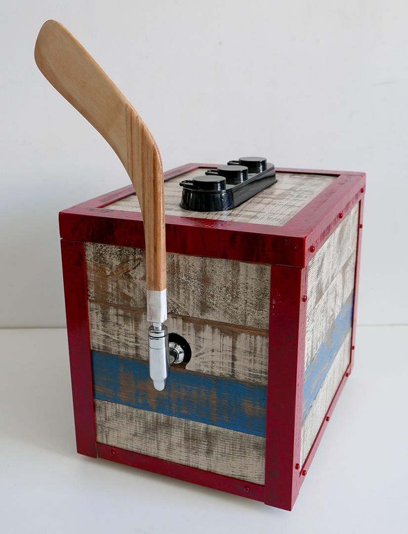 Tap Machine Customization - Wayne Gretzky's