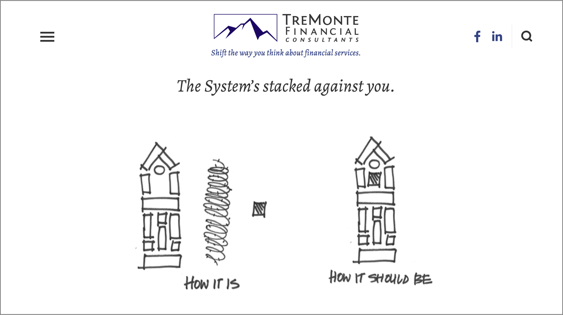 TreMonte Financial Home Page