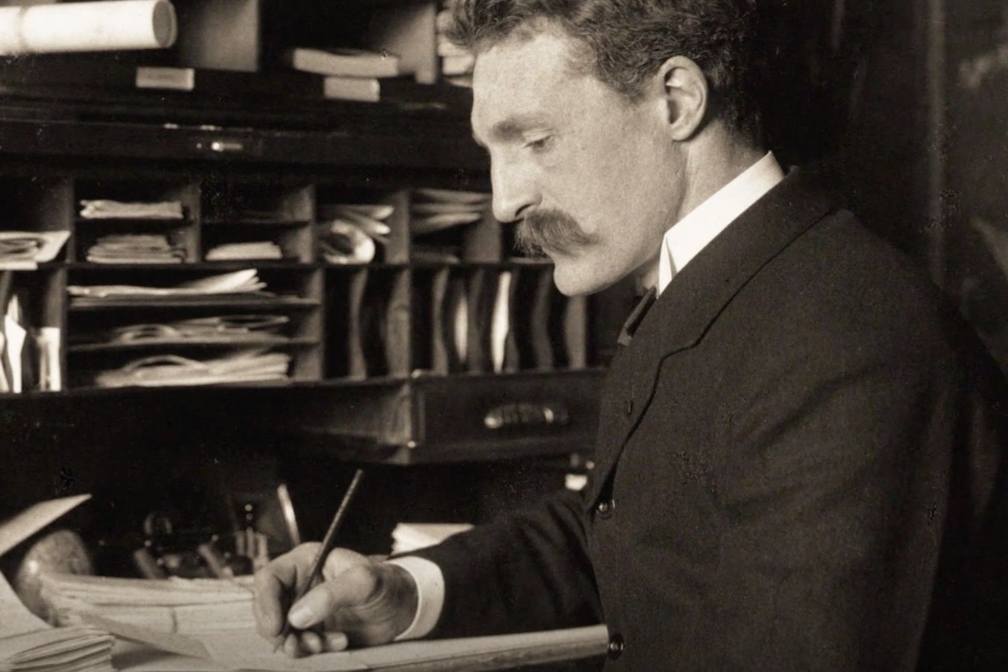 Gifford Pinchot, first Chief of the  United States Forest Service  from 1905 until 1910