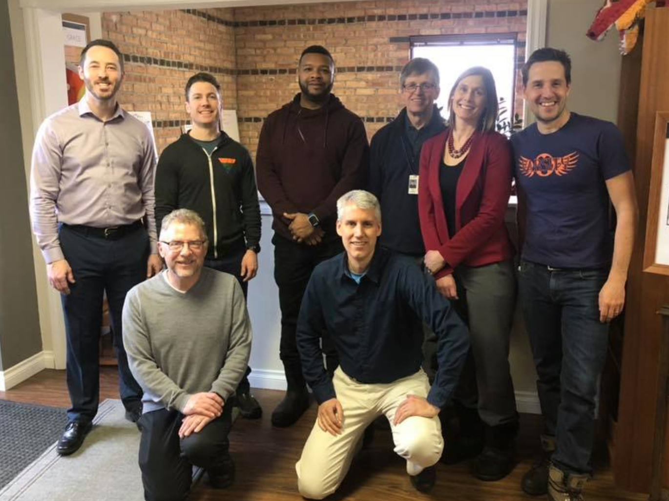 Our Safe Routes to School team included representatives from advocacy groups, city government and both public and private/parochial schools led by  Mark VanderKlipp , Connect_CX partner and Systems Practice Sherpa.