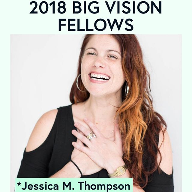 Congrats to @tlotmfilm's visionary writer/director for being chosen as one of @bigvisionemptywallet 2018 Fellows! We can't wait to see what she comes up with next 🙌🙌🙌 ••• #womeninfilm #diverstymatters #womendirect #womendirectors #femalefilmmakers #genderparity #womenmakemovies