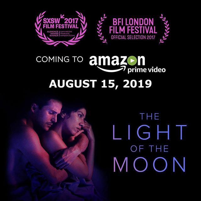Finally, the wait is over! The Light of The Moon will be released in fifty more countries, including AUSTRALIA, on August 15th, 2019. Mark your calendars! ••• #TLOTMfilm #AmazonPrime #Prime #StephanieBeatriz #FemaleFilmmaker #EndRapeCulture
