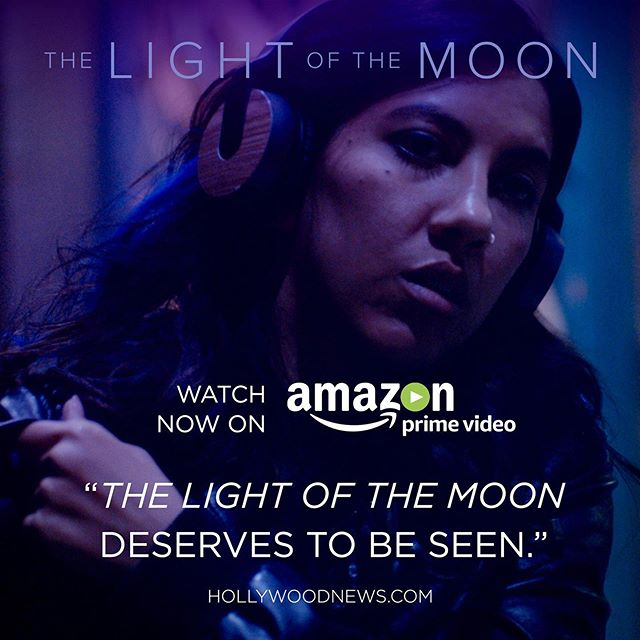 It's official - THE LIGHT OF THE MOON is now available on @amazonprimevideo in over 50 countries!! Click and stream away! ••• #supportindiefilm #stephaniebeatriz #TLOTMfilm #amazonprimevideo #womeninfilm