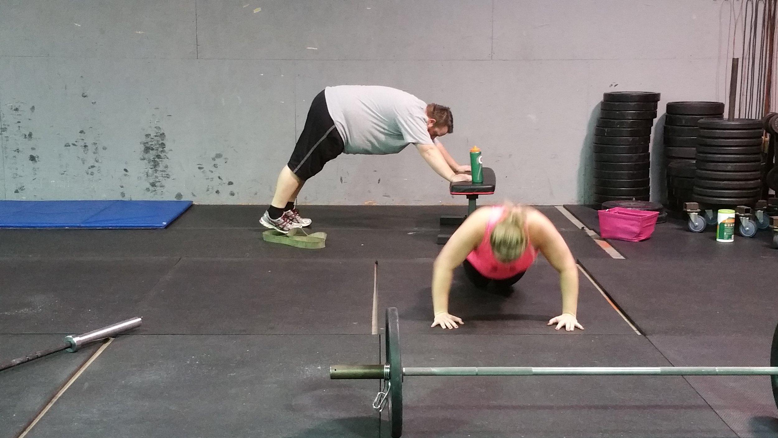 CrossFit Easton  Nutrition